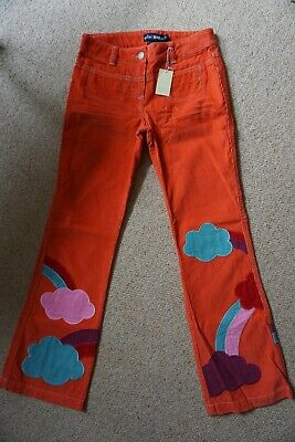 NEW Girls Mini Boden cord trousers age 12