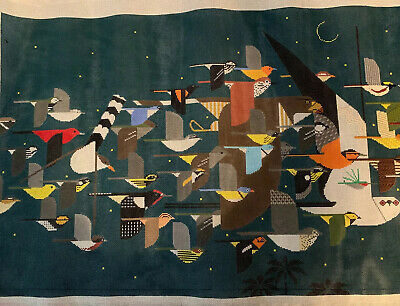 charley harper needlepoint. Wings Of The world