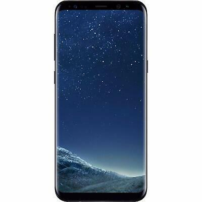 Samsung Galaxy S8 Plus G955U 64GB  Factory Unlocked (Verizon, AT&T T-Mobile)
