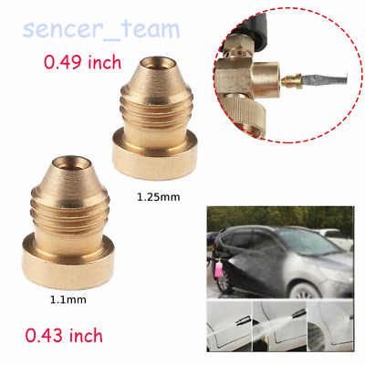 Foam Cannon Orifice Nozzle Tips Thread Nozzle For Snow Foam Lance 2019 New