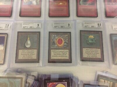 MTG Vintage Magic Repack BGS GRADED MOX, ALPHA, BETA, ARABIAN. Every Pack Wins!