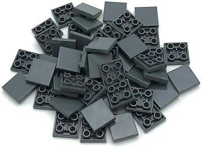 Lego Tile Modified 2 x 2 Inverted Parts Pieces Lot ALL COLORS