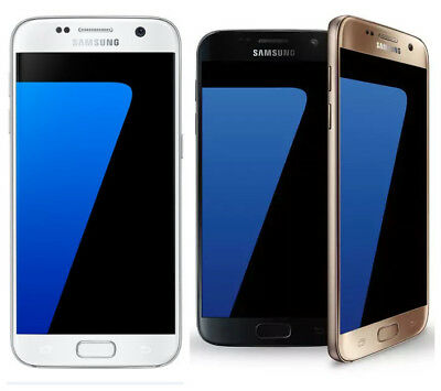 Samsung Galaxy S7 G930T 32GB 4GB RAM (Unlocked T-Mobile) Android LTE Smartphone