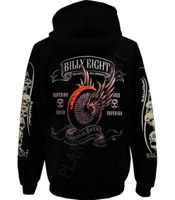 Sweat Capuche Billy Eight Original Racer