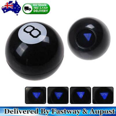 Magic Mystic 8-Ball Making Fortune Telling Retro Toy Gift Answers And Prediction