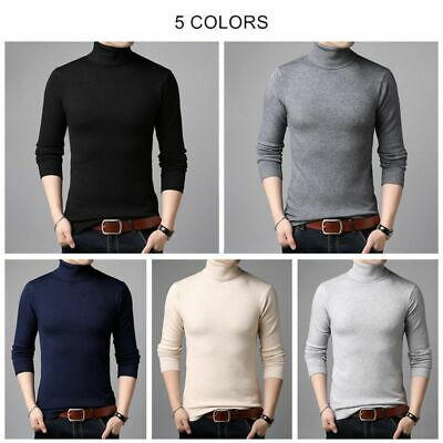 Winter And Autumn Mens Sweaters Cashmere Cotton Sweater For Men Soft Knitwear