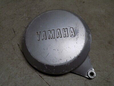 87 Yamaha QT50 Right Engine Motor Transmission Outer Clutch Cover FastFreeShip A