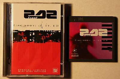 Front 242 - Re:Boot Live Rare Ltd Mini Disc Edition!