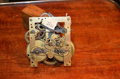 VINTAGE CLOCK MOVEMENT JUNGHANS A12 CLOCK ref JA12