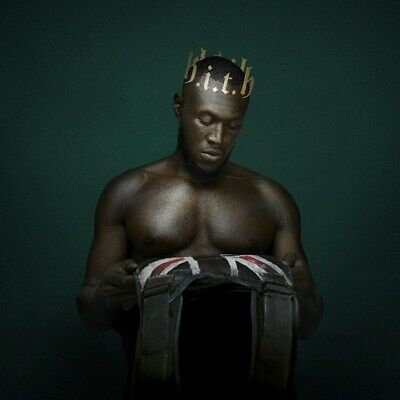 Stormzy - Heavy Is The Head [CD] RELEASED 13/12/2019
