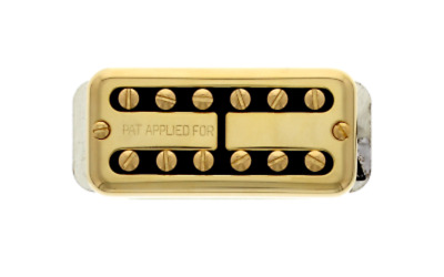 Tv Jones Ray Butts Ful-Fidelity Filter'Tron Paf Gold Bridge Guitar Pickup