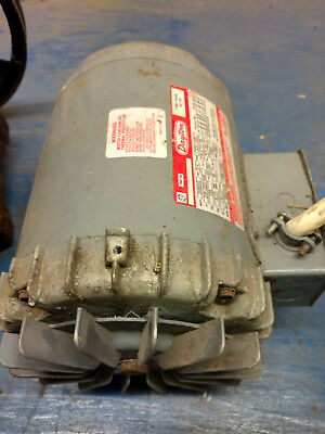 Dayton Electric 3 Phase Motor Lr22132 See Photos For Details