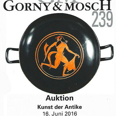 GORNY & MOSCH Antiquities Auction 239 Ancient Greek, Roman Art Catalog June 2016