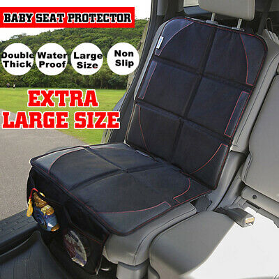 For Children Baby Safety Sea Protector Car Seat Back Protector Cover Storage Bag