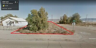 Vacant residential land TRONA CA 7000SF, great location