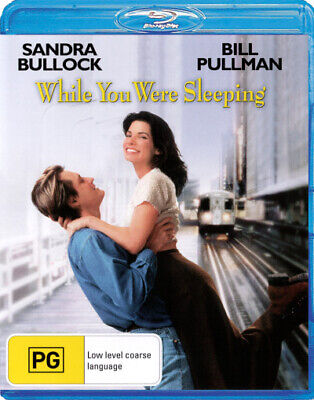 While You Were Sleeping (1995) [New Bluray]