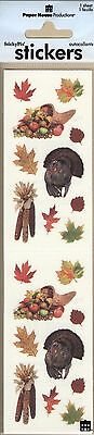 """""""Thanksgiving"""" Stickers - Paper House Productions"""