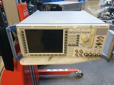 Rohde & Schwarz 1100.0008.02 Universal Radio Communication Tester (2(RBD5.3)