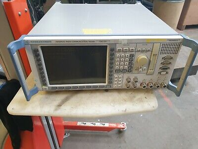Rohde & Schwarz 1100.0008.02 UNIVERSAL RADIO COMMUNICATION TESTER W/ OPT 1100.51