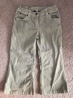 Mini Boden Girls Age 4 Years Mint Green Trousers Pants