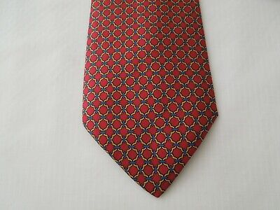 Roxy Silk Tie Seta Cravatta Made In Italy  B466