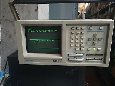 TEKTRONIX 1230 Channel Logic Analyzer (AUC) NET PRICE