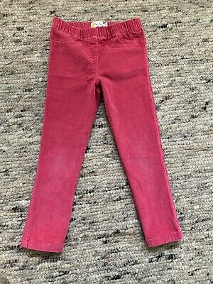 Boden Girls Cord Trousers Age 6-7