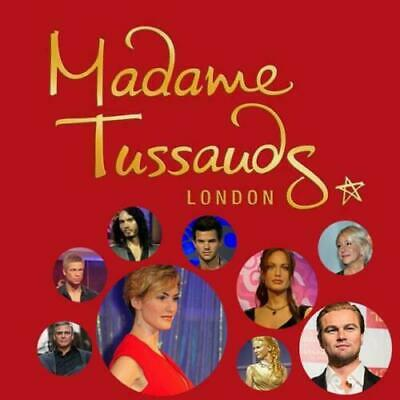 2 TICKETS to Madame Tussauds London - NEW YEARS EVE - TUESDAY 31st DECEMBER 2019