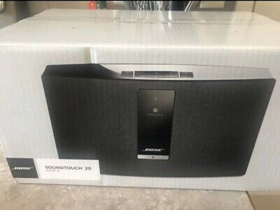 New Bose Soundtouch 20 Series III Wireless Music System