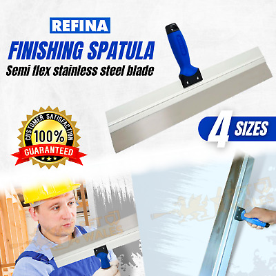 Plastering Spatulas Refina Skimming Spats   ***Fast Delivery***