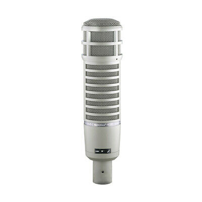 Electro-Voice RE20 Broadcast Announcer Microphone With Variable-D (B-Stock)
