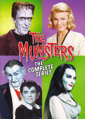 The Munsters : the Complete Series (Boxset) (G New DVD