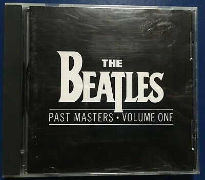Cd The Beatles Past Masters Vol One Cdp 790043 2 Europe 1988