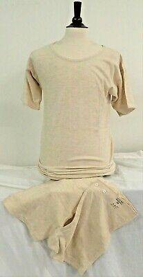Ww2 Australian Army Uniform Shirt Undershirt Shorts Boxers As New