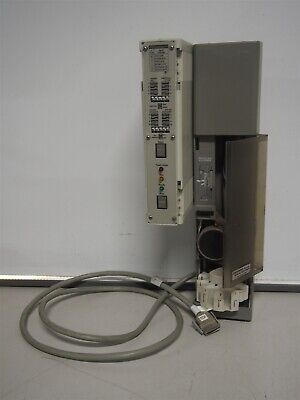 HP 7673 GC/SFC Autosampler Injector Tower 18593B Missing Cover As Is