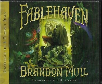 Fablehaven: by Brandon Mull (2006, CD, Unabridged)