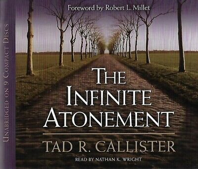 The Infinite Atonement by Tad R. Callister (2012, CD, Unabridged)