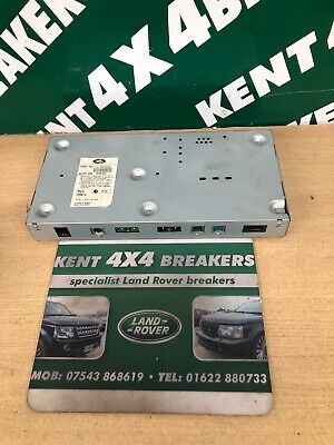 Range Rover L322 02-09 Rear Entertainment Tv Headphone Control Module Yil500080