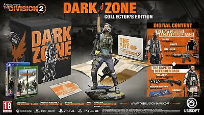 Tom Clancy's The Division 2 The Dark Zone Edition PlayStation 4 - new