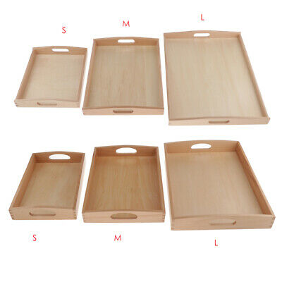 Kids Toys Montessori Materials Wooden Toys Tray Early Educational Toys