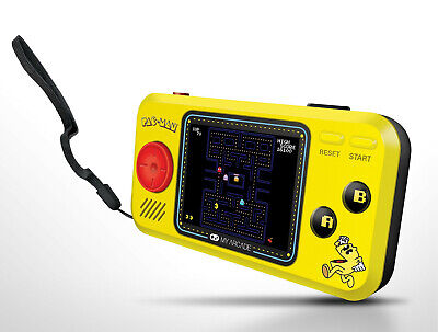 My Arcade Pac-man Hits Handheld Gaming System  - BRAND NEW