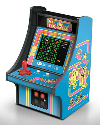 My Arcade Retro Ms Pac-man Micro Player  - BRAND NEW