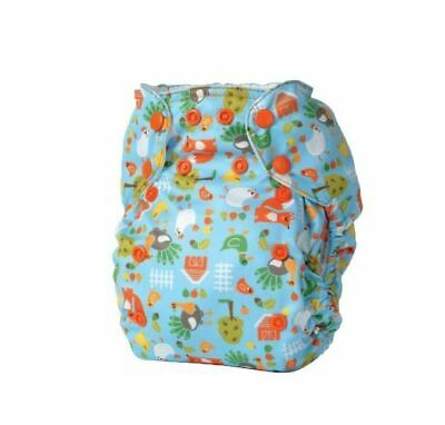 Bummis Tots Bots One Size Cloth Diaper Snap Chicken Little Free S/H
