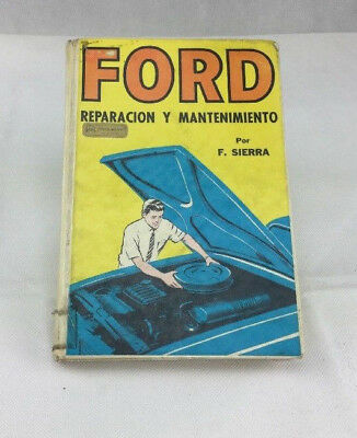 1966 Lowrider Hispanic Ford Falcon Fairlane Shop Repair Maintenance Manual Book