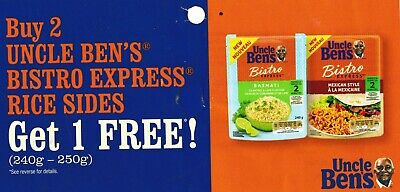 save on UNCLE BEN'S coupons + Bonus [Canada]