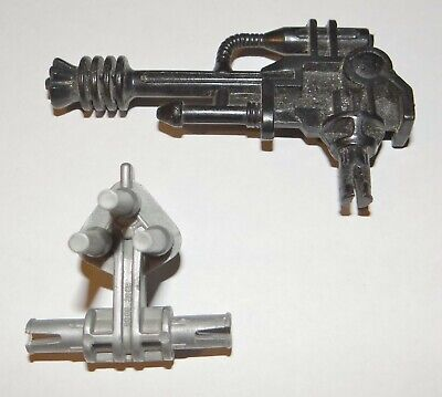 1984 JAYCE And The WHEELED WARRIORS Vintage DRILL SERGEANT Gun Accessory PART
