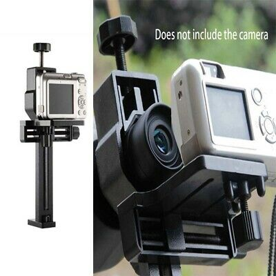 Metal Digital camera adapter Holder Stand Mount for Scopes Spotting Scope Tele