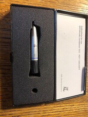 Kavo Intramatic 10E Low Speed Handpiece. Used Only Once