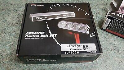 Defi Gauge Advance Boost And Water Temp 60mm