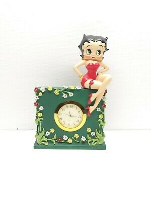 Betty Boop Clock Figure King Features Syndicate Fleischer Studios